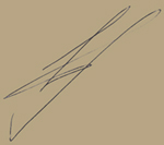 скан подписи